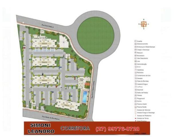 SCL - 75 - Boa Esperança/ Apartamento 2quartos / 33m² a 42m²/ lazer completo/ elevador/ - Foto 8