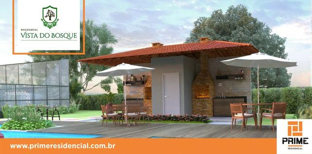 Ap de 2 quartos com suite reversível e quintal, Mario Covas- Vista do Bosque - Foto 13