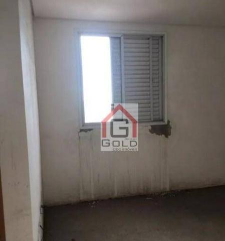 Apartamento para alugar, 195 m² por R$ 3.420,00/mês - Santa Paula - São Caetano do Sul/SP - Foto 12