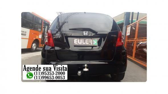 Honda Fit LX 1.4/ 1.4 Flex 8V/16V 5p Aut. 2008/2009 - Foto 3