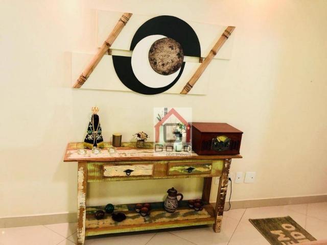 Sobrado com 3 dormitórios à venda, 195 m² por R$ 850.000 - Parque das Nações - Santo André - Foto 2