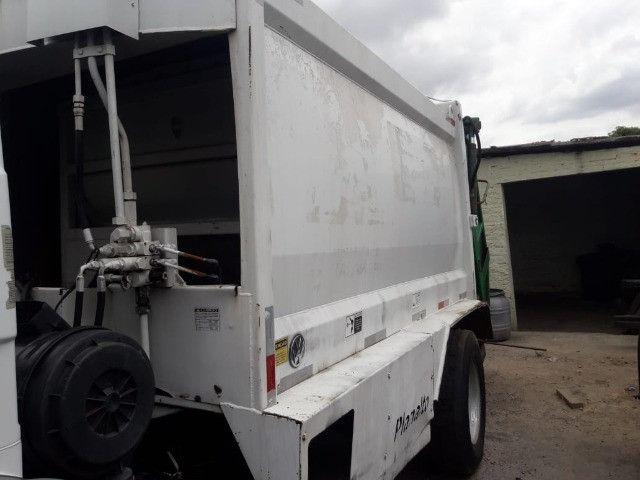 Coletor de lixo / compactador de lixo - Foto 2