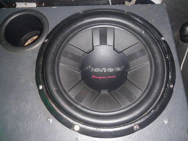 Pioneer cara preta 400 rms - Foto 3