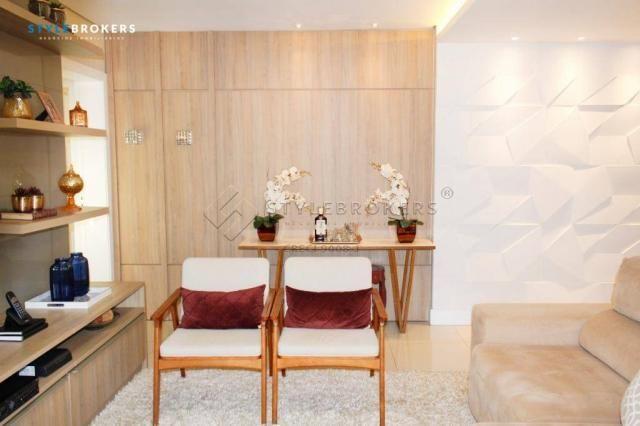 Apartamento com 3 dormitórios à venda, 194 m² por R$ 1.650.000,00 - Duque de Caxias II - C - Foto 3