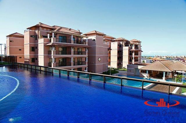 Apartamento com 3 dormitórios à venda, 136 m² por R$ 650.000,00 - Porto das Dunas - Aquira - Foto 17