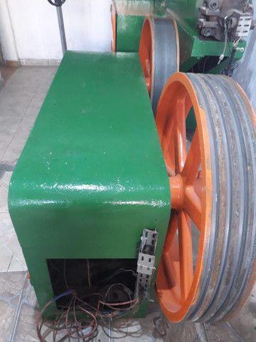 Vendo máquina canhao 0.60mm conservada e fuconando - Foto 5