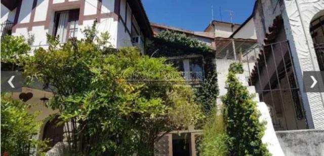 Casa à venda com 3 dormitórios em Santa teresa, Rio de janeiro cod:GICA30011