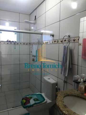 Casa com 2 dormitórios à venda, 106 m² por R$ 280.000 - Residencial Laranjeiras São Jacint - Foto 8