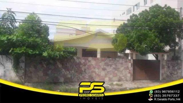 Casa, solta, 03 quartos, suite, closed, 03 salas, copa cozinha, 472m² à venda por R$ 400.0