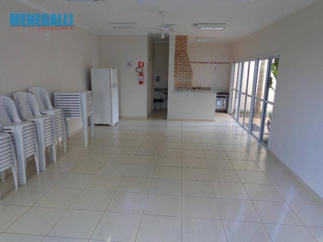 Apartamento - Residencial Luis Carraro - Vila Monteiro - Foto 15
