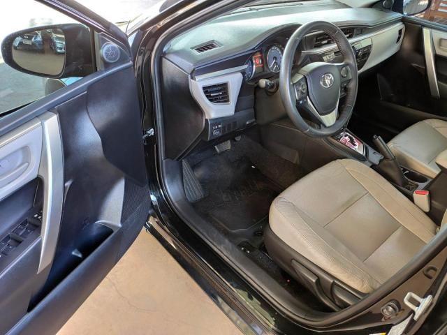 Toyota Corolla XEi 2.0 16V CVT Flex 154CV 4x2 4P - Foto 9