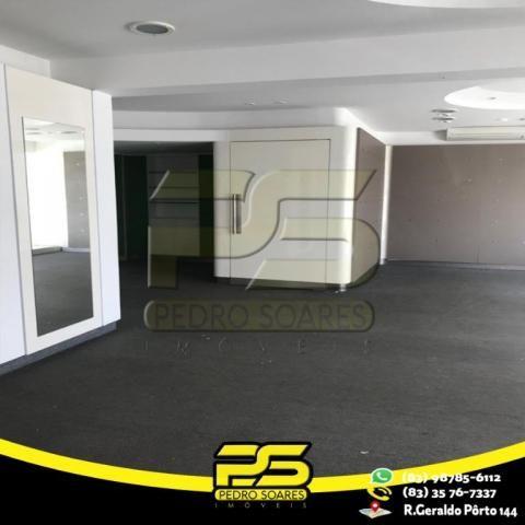 Casa com 4 dormitórios para alugar por R$ 7.000,00/mês - Tambaú - João Pessoa/PB - Foto 6