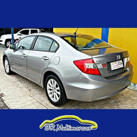 Honda Civic LXL Flex 2013 vendido - Foto 2