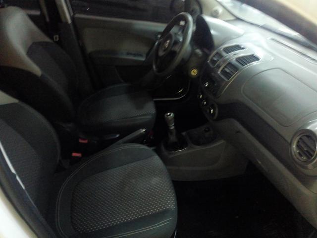 Fiat Grand Siena 1.6 + GNV , IPVA 2020 grátis Ent+ 48x 925,00 - Foto 11