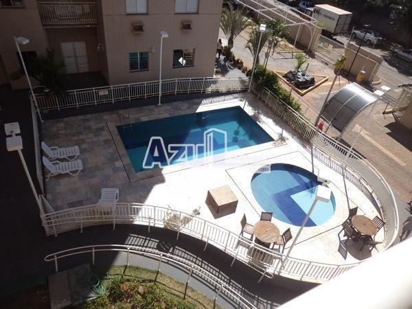 Apartamento com 2 quartos no Edificio Fit Maria Ines - Bairro Jardim Maria Inez em Aparec - Foto 13