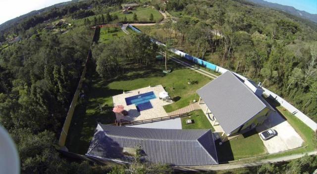Chácara para Venda em São José dos Pinhais, Faxina, 3 dormitórios, 3 suítes, 3 banheiros,