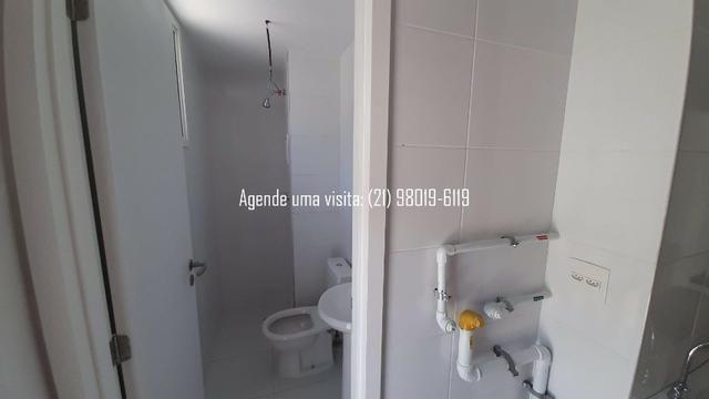 Cobertura linear em Botafogo, no You, Real Grandeza, 156m, 3 quartos, vista Cristo - Foto 9
