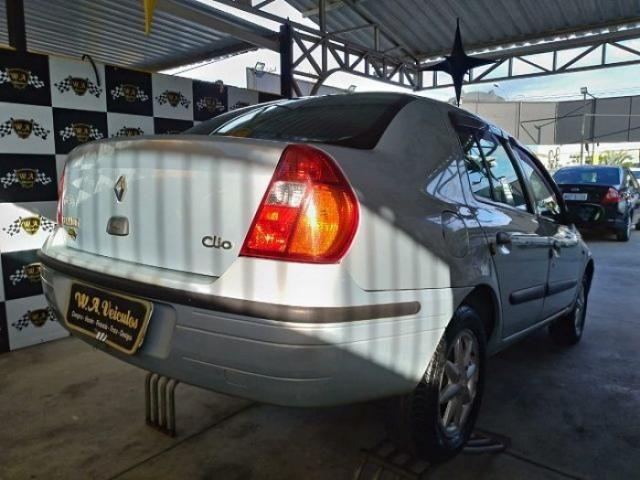 Renault clio sedan 2001 1.6 rt sedan 16v gasolina 4p manual