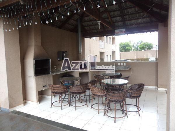 Apartamento com 2 quartos no Edificio Fit Maria Ines - Bairro Jardim Maria Inez em Aparec - Foto 11