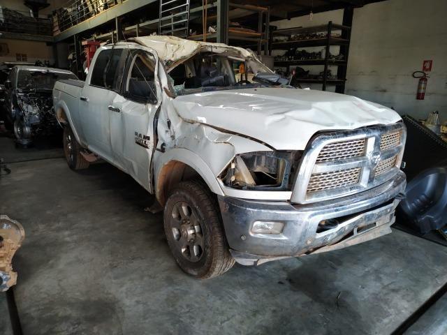 Sucatas de Dodge Ram 2500 2018 para retirar peças