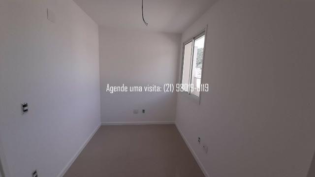 Cobertura linear em Botafogo, no You, Real Grandeza, 156m, 3 quartos, vista Cristo - Foto 13