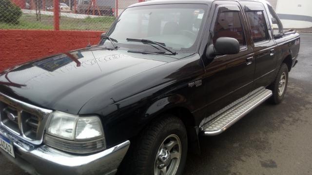 Ranger dupla Xlt 2003 4x4