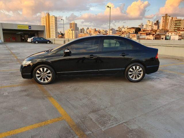 Honda New Civic LXL Flex - Automático + Borboletas - Abaixo da Fipe - Foto 8