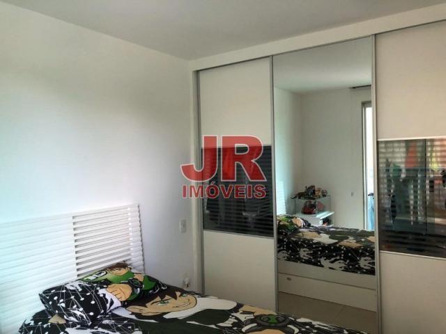 Excelente apartamento de alto padrão 4 suítes, decorado e mobiliado. Passagem-Cabo Frio-RJ - Foto 16