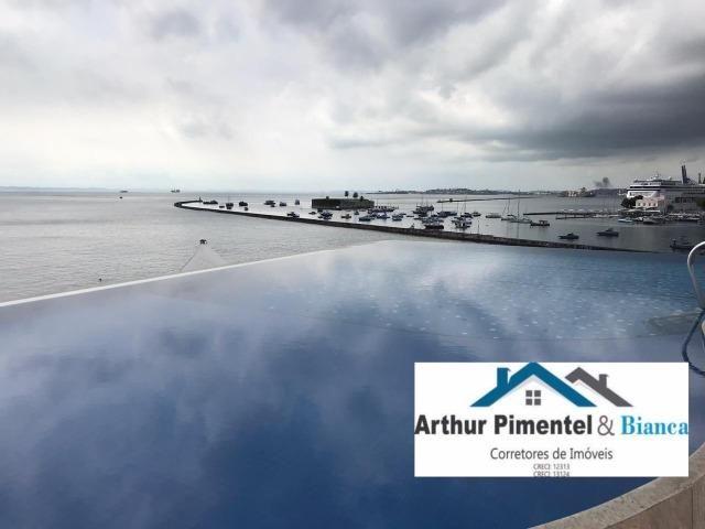 2 Suítes Porto Trapiche Alto Luxo dentro do Mar - Foto 2