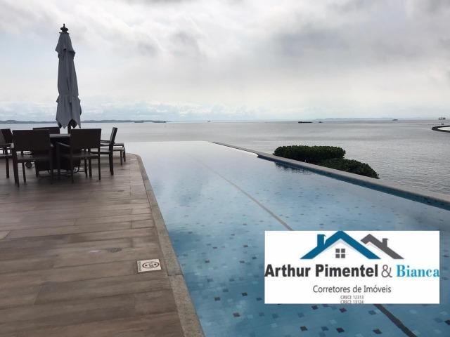 2 Suítes Porto Trapiche Alto Luxo dentro do Mar - Foto 8