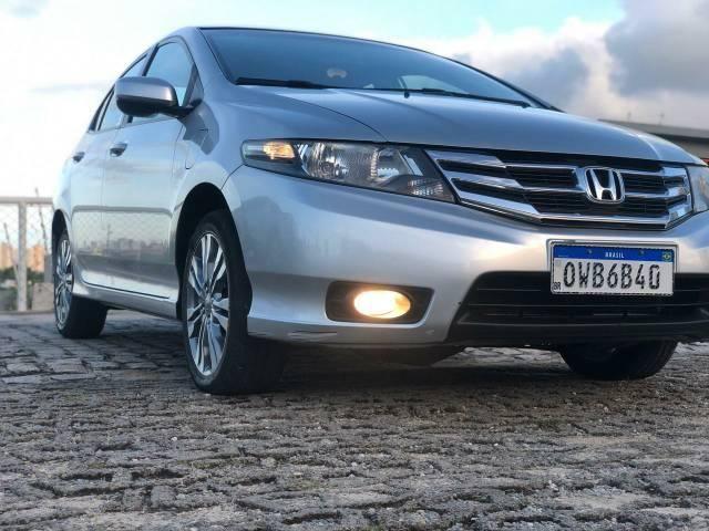Honda City LX 1.5 2014 automático  - Foto 4