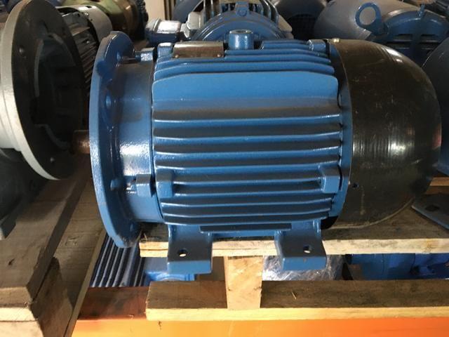 Motor elétrico trifásico 7,5 cv alta rotação