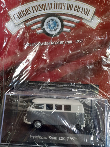 Miniatura Kombi 1300
