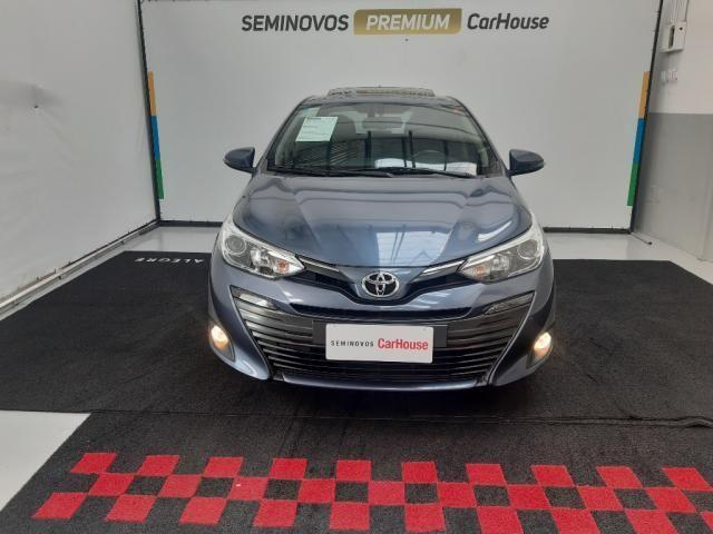Toyota Yaris 1.5 16V FLEX SEDAN XLS MULTIDRIVE - Foto 2