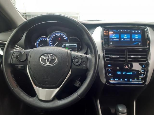 Toyota Yaris 1.5 16V FLEX SEDAN XLS MULTIDRIVE - Foto 8