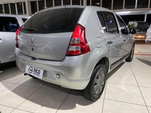 Renault Sandero Expression 1.0 - Foto 9