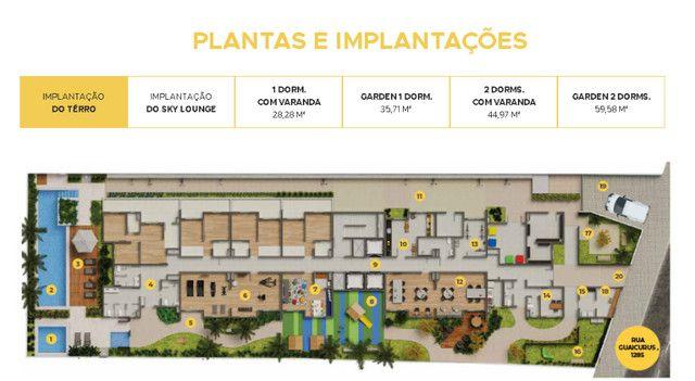 Apartamento à Venda com 1 Quarto e Varanda em Rua Guaicurus em frente da estação- Lapa, SP - Foto 5