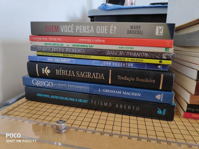 Livros teológicos - evangélicos  - Foto 5