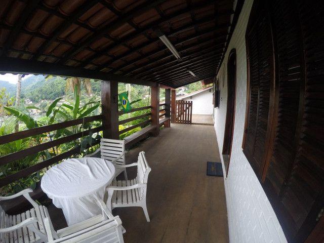 Casa 3 quartos frente para o Mar em condomínio excelente localização Angra dos Reis - Foto 5