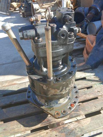 Motoredutor hidráulico Escavadeiras E215B / CX220B /n * - Foto 6