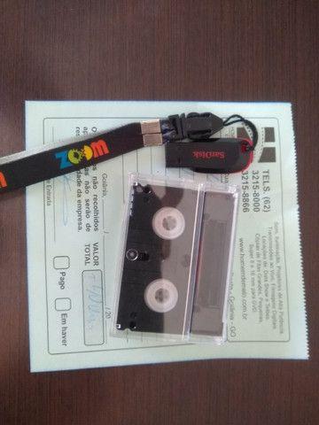 Conversão de fitas de vídeo e DVD para pen Drive. - Foto 5