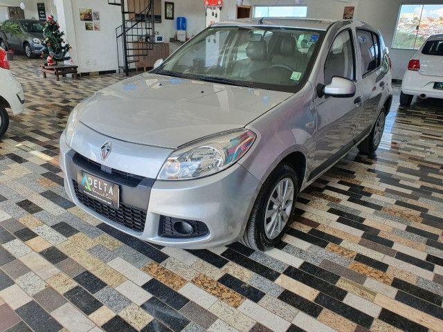 Renault Sandero Expression 1.6 - 2012 - Completo - Foto 9