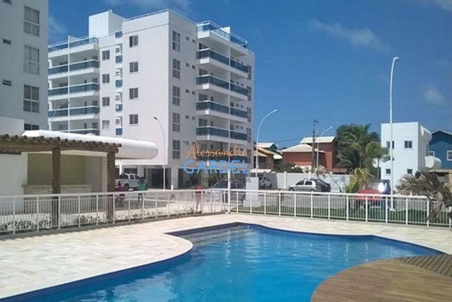 Recreio - Apartamento no Cond. Terrazzos de 3 quartos (1 suíte) com vista para o mar/praia