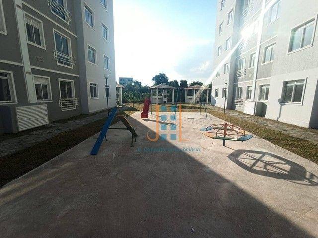 Apartamento em Afonso Pena, São José dos Pinhais/PR de 56m² 3 quartos à venda por R$ 195.0 - Foto 16