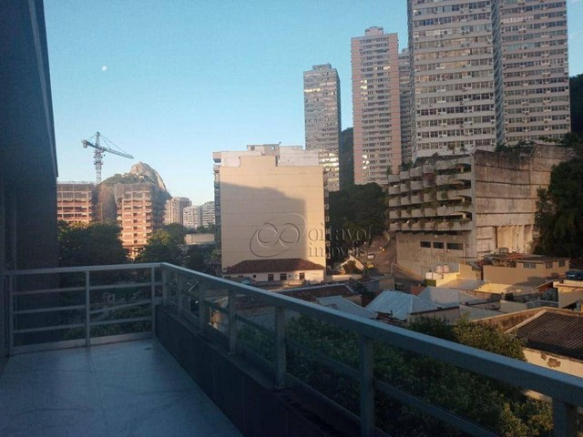 Cobertura para alugar, 115 m² por R$ 8.500,00/mês - Botafogo - Rio de Janeiro/RJ