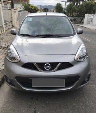 March Nissan SV 1.0 semi novo 58.900,00  - Foto 2