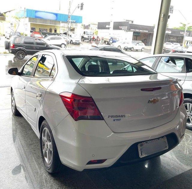 Chevrolet Prisma 1.4 LT 2019     estado zero - Foto 3