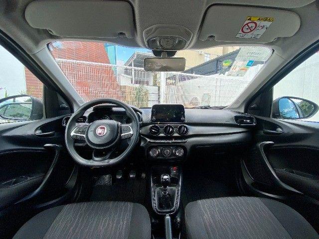 Fiat Argo Drive 1.0 2020/2020 - baixa KM - Foto 10