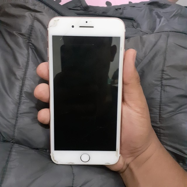 iPhone 7 Plus 128gb rosê - Foto 4