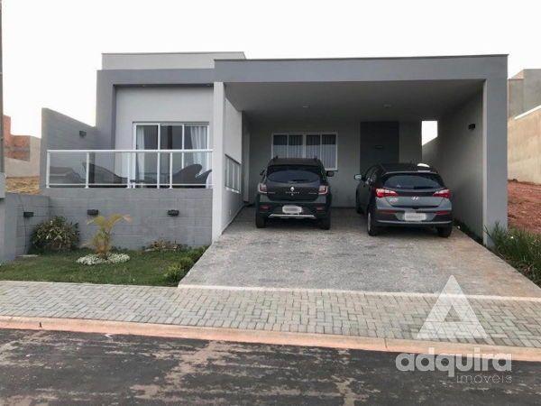 Casa em condomínio com 3 quartos no Condomínio Reserva Ecoville - Bairro Contorno em Ponta